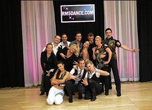 Shane & Keri Professional Dancers