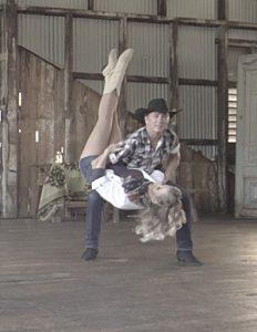 Dance Hip Sit
