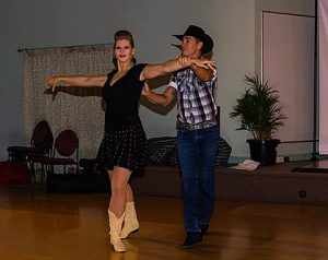 Country 2 step Dance