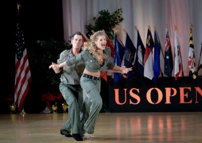 Shane Keri US Open Swing Dance Championships
