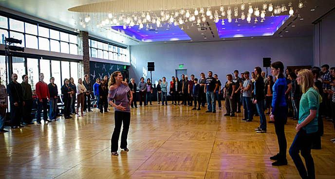 SouthSide Modern Jive Dance Classes