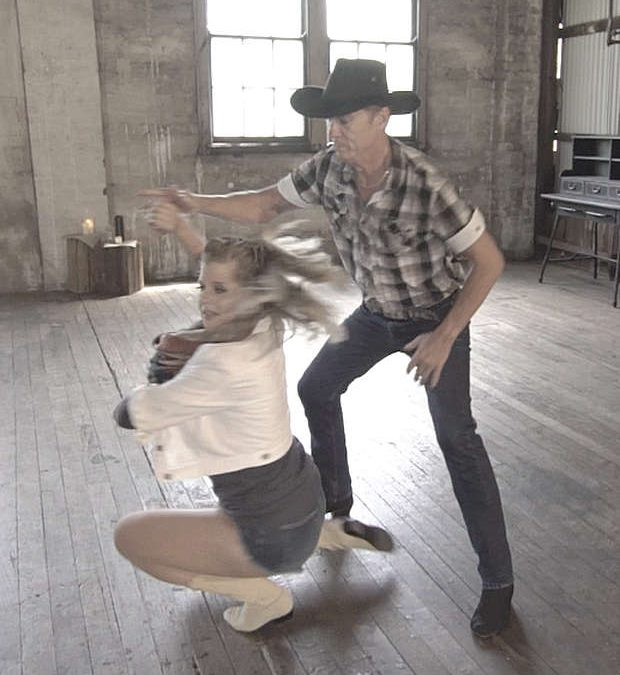 Country Dancing in Australia