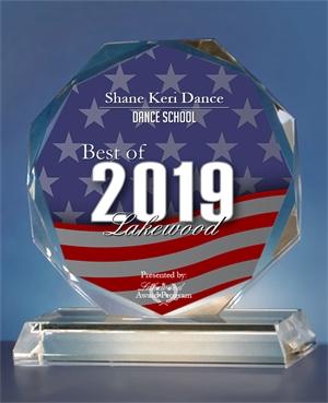 Best dance Studio award