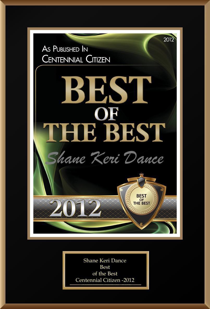 Best of the best shanekeridance studio