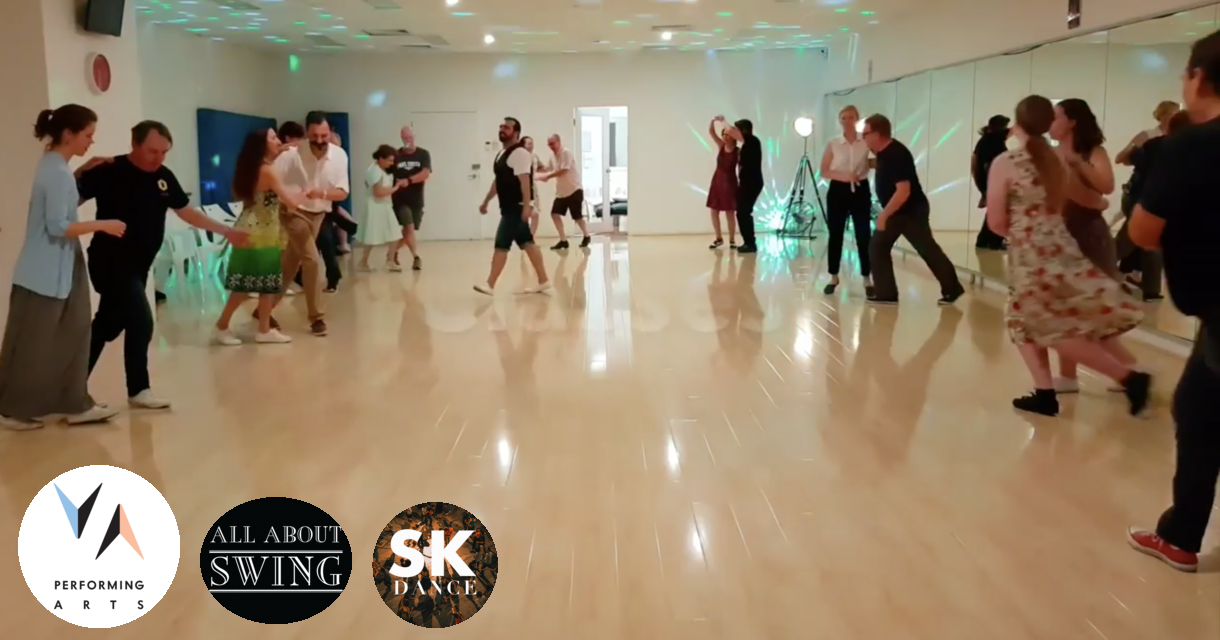 West Coast Swing Dance Studi