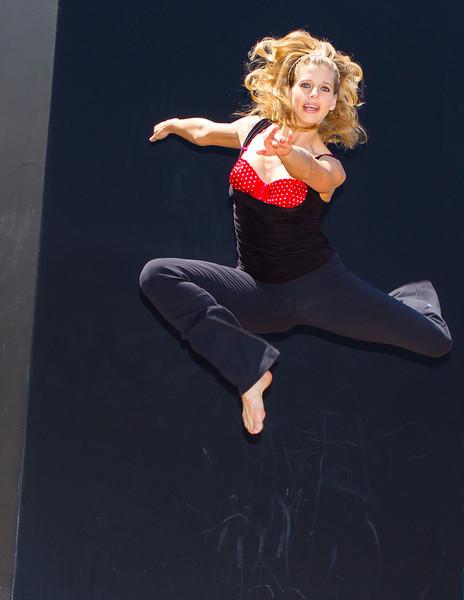 Dance skills by Keri McLean